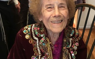 Celia Levitt is going strong while living on her own at age 101.