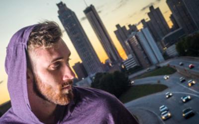 Atlanta-born hip-hop artist Sammy K.