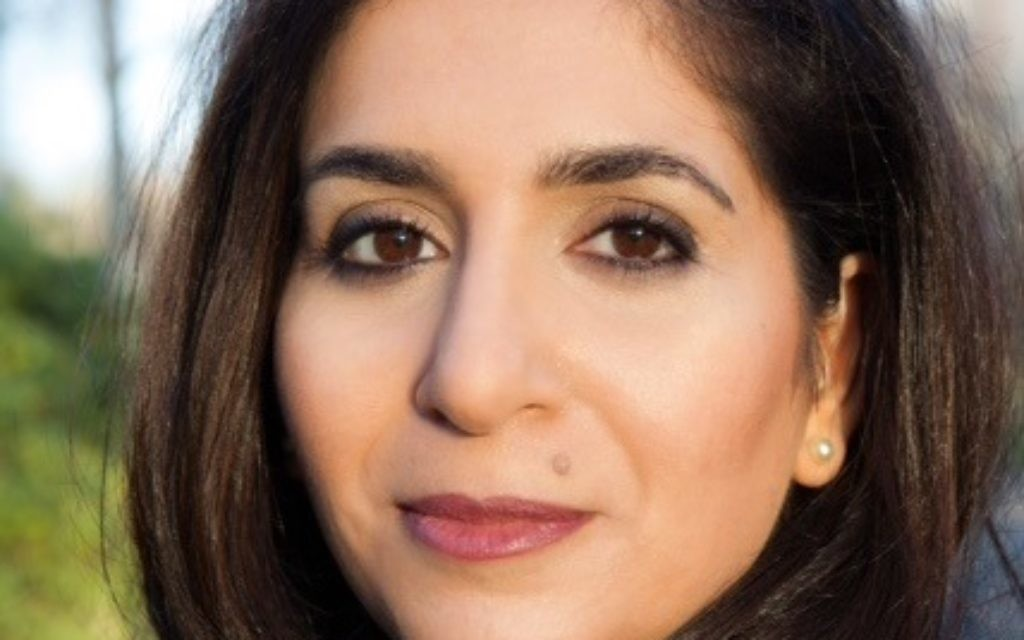 Souad Mekhennet is due Nov. 10 to receive the Daniel Pearl Award, named for the Jewish Wall Street Journal reporter beheaded by terrorists in Pakistan in 2002. (Photo by Ben Klib)
