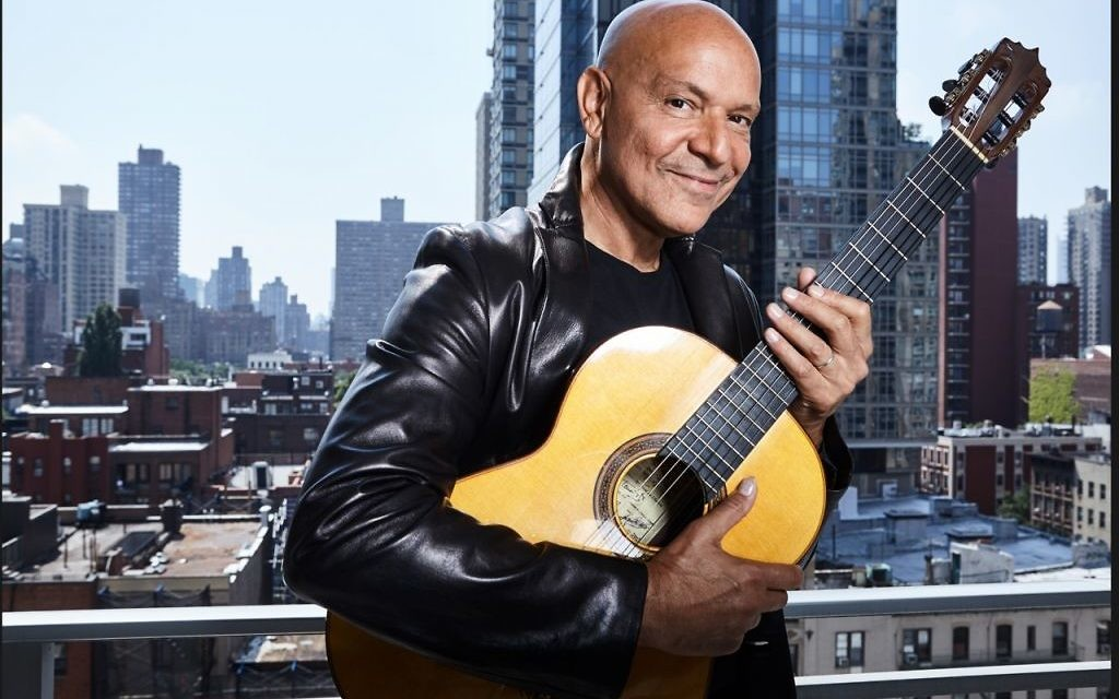 World musician Gerard Edery is the artist in residence at Congregation Or VeShalom on Nov. 3 and 4.