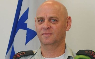 Maj. Gen. Noam Tibon served in the IDF for 35 years before retiring in 2016. He is now the CEO of the startup Tracense Technologies, which uses nanotechnology to detect explosives.