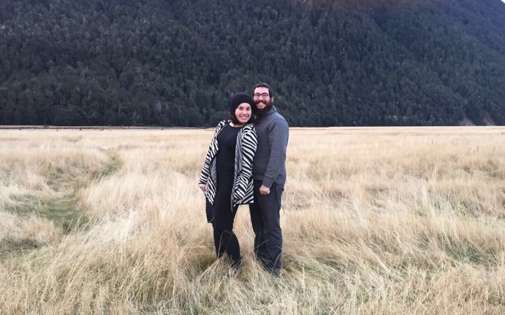 Rabbi Zalman Goldberg and his wife, Chaya, have traveled the world in their work with Chabad.