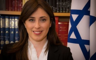 Israeli Deputy Foreign Minister Tzipi Hotovely should understand American Jews better after spending a year of national service as an 18-year-old emissary in Atlanta.