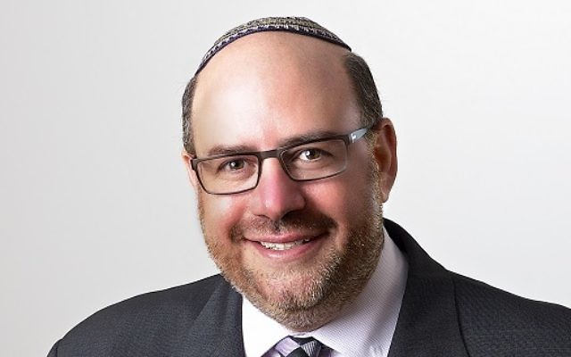 Rabbi Steven Wernick is the CEO of USCJ.