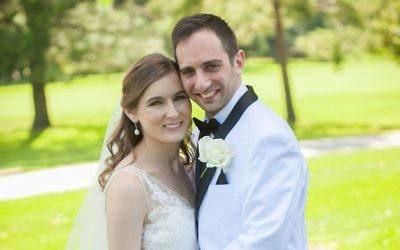 Julia Sevy and Alex Roth were married Aug. 19.
