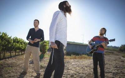 Hasidic hipster trio Zusha.