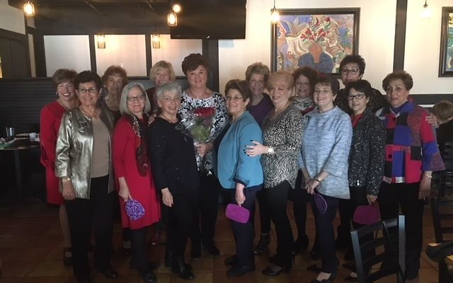 The Metulla Group's board includes President Anita Otero, co-Treasurers Sydelle Silberman and Anita Walters, co-Vice Presidents for Membership Linda Lieberman and Terry Nordin, co-Vice Presidents of Fundraising Gail Golden and Gayle Kranz, Vice President for Levels of Giving Elva Rosner, co-Vice Presidents for Programming Sandye Charlop-Geller and Pam Kowan, Vice President of Communications and Marketing Helen Scherrer-Diamond, Vice President of Education Livia Sklar, Vice President of Advocacy Judy Roseman, Recording Secretary Nancy Ulbricht and Parliamentarian Nancy Schwartz.