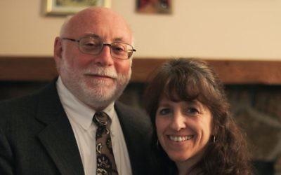 Marius Braun and Wendy Kalman plan to wed in November 2018.