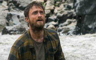 "Daniel Radcliffe stars in ""Jungle"""