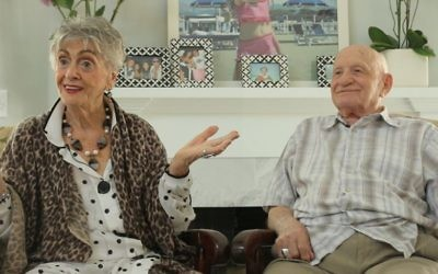 Roman (Popi) and Ruth (Nani) Blank have been married for 65 years, but at age 95, Roman has a secret that may disrupt their union.