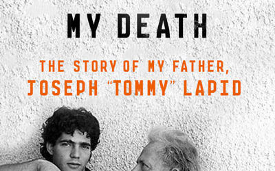 Memories After My Death By Yair Lapid Thomas Dunne Books, 336 pages, $27.99