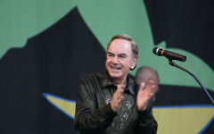 Neil Diamond recently retired from touring due to a diagnosis of Parkinson's disease.