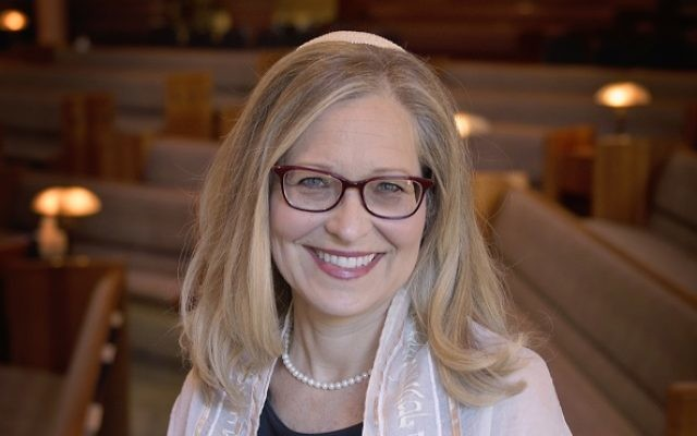 Rabbi Alexandria Shuval-Weiner has agreed to stay at Temple Beth Tikvah at least until 2028.