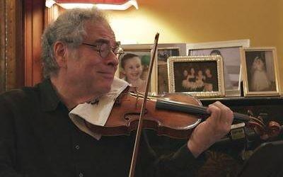 Jewish violinist Itzhak Perlman is known around the globe.
