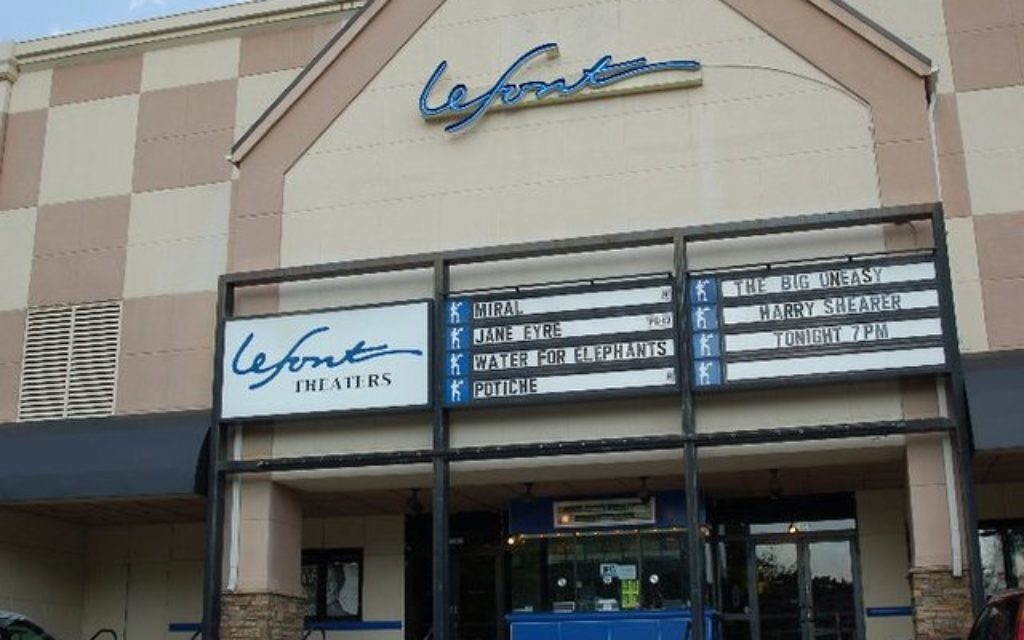 The Lefont Sandy Springs has played an integral part of the community and the Atlanta Jewish Film Festival. It was sold on Nov. 8 and has been renamed the Springs Cinema and Tap House.