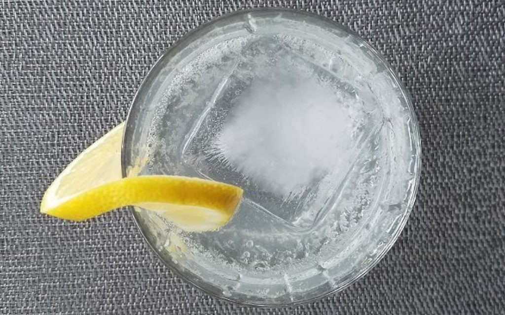 Gin Punch can be prepared for a crowd well in advance.
