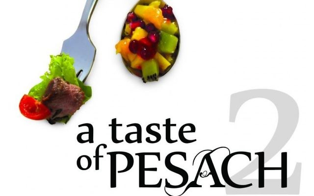 """""""A Taste of Pesach 2"""" is available for $29.99 from ArtScroll."""