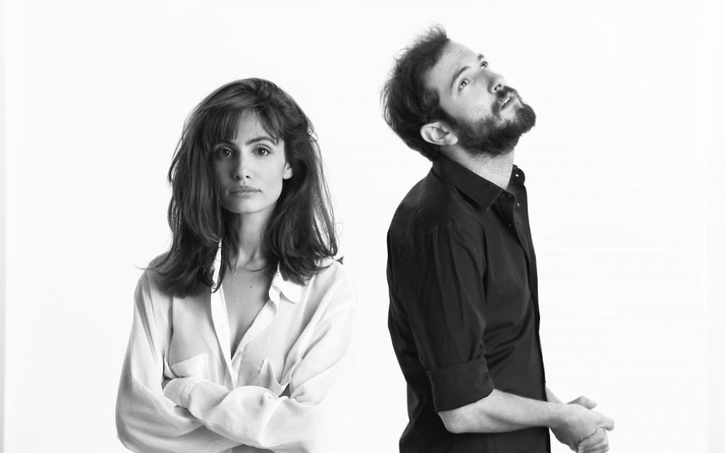 Yael Cohen and Gil Landau make up Lola Marsh, which mixes fantasy and indie pop to provide a special concert experience. The duo will appear at the ninth annual Atlanta Jewish Music Festival on March 8 at Aisle 5.