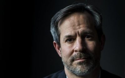 Atlanta native Jonathan Weisman argues that our leaders must focus on the anti-Semitism on the right. (Photo by Gabriella Demczuk)