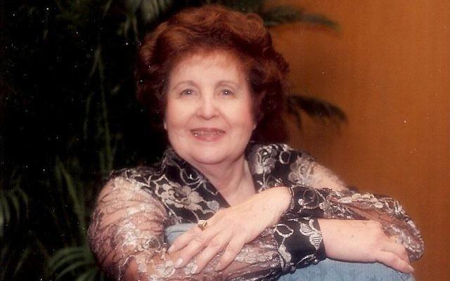Betty Lee Roth