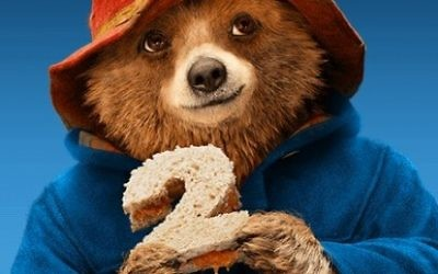 """Even cut into a """"2"""" to represent the movie sequel, Paddington's marmalade sandwich on bread risks rubbing Passover-observant Jews the wrong way."""