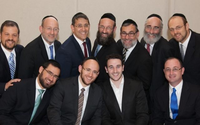 """One highlight of the 30th anniversary celebration will be the kollel rabbis letting their hair down for a Torah-study parody of """"Eye of the Tiger."""""""