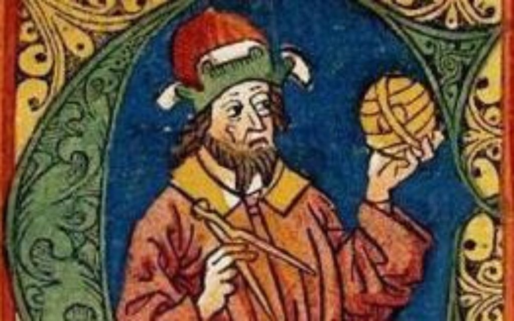 Abraham ben Meir ibn Ezra was a noted astrologer, among other talents.