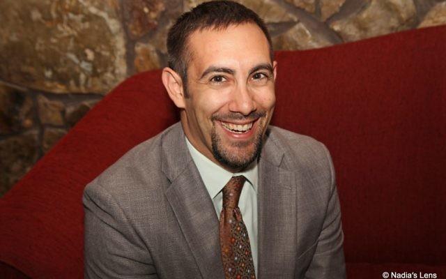 Dov Wilker regional director of AJC in Atlanta since 2011.