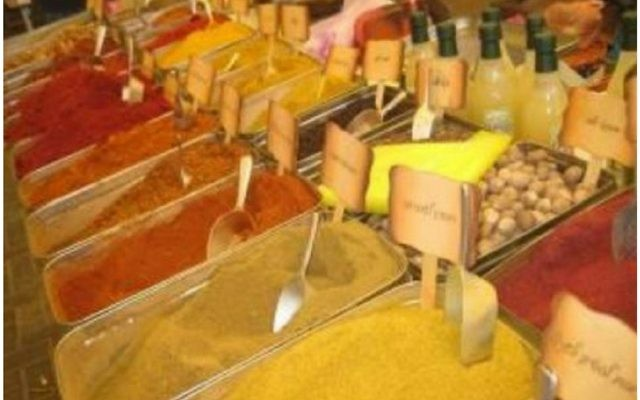 Meliss Jakubovic shares some of the spices of Israel.