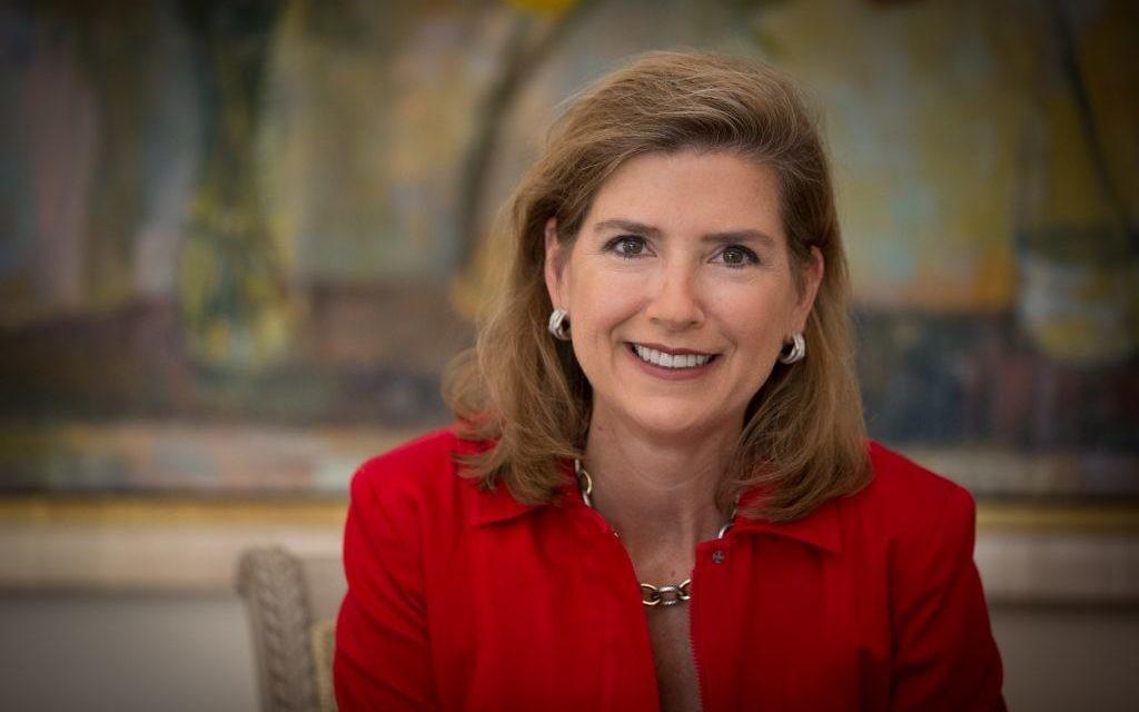 Republican Rep. Deborah Silcox is seeking a second term representing her hometown of Sandy Springs.