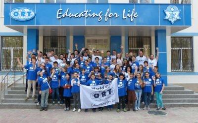 International ORT Robotics Olympad in Kishinev