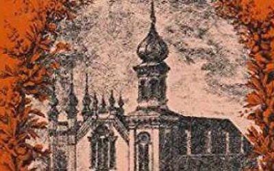 """Detail from the cover of Steven Hertzberg's """"Strangers Within the Gate City"""""""