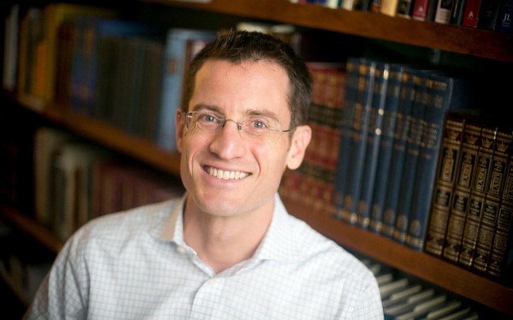 Rabbi Jonathan K. Crane applies Jewish ethics and science to eating.