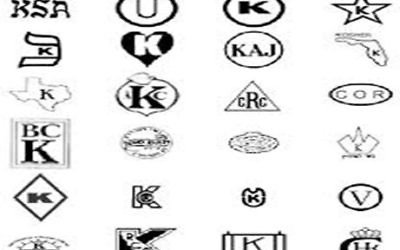 Here are samples of U.S. kosher agencies' logos.
