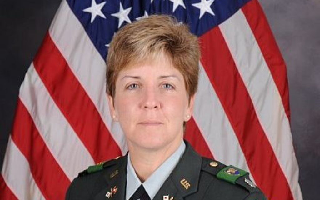 Lt. Col. Jeanne Hutchison (West Point Class of 1988) died in February 2009.