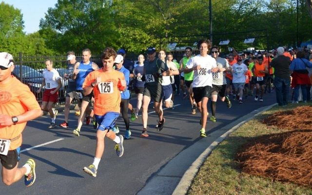 The Harris Jacobs Dream Run is a qualifier for next year's Peachtree Road Race. (Photo courtesy of the Marcus JCC)