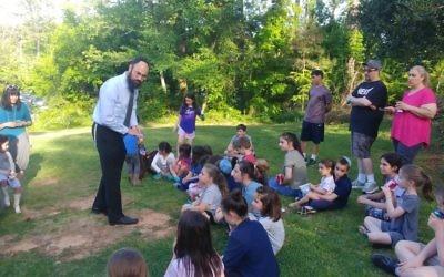 Rabbi Ephraim Silverman shares his insight about giving tzedakah.
