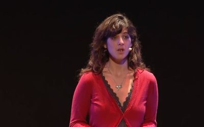 Marva Zohar discusses her experience with rape culture during her recent TEDx Oxford presentation. (YouTube screen grab)