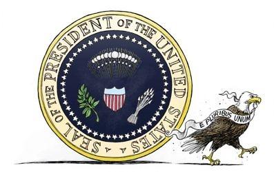 Cartoon by Adam Zyglis, The Buffalo (N.Y.) News
