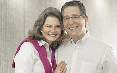 Deborah and David Woodsfellow help couples understand their love and fear cycles.
