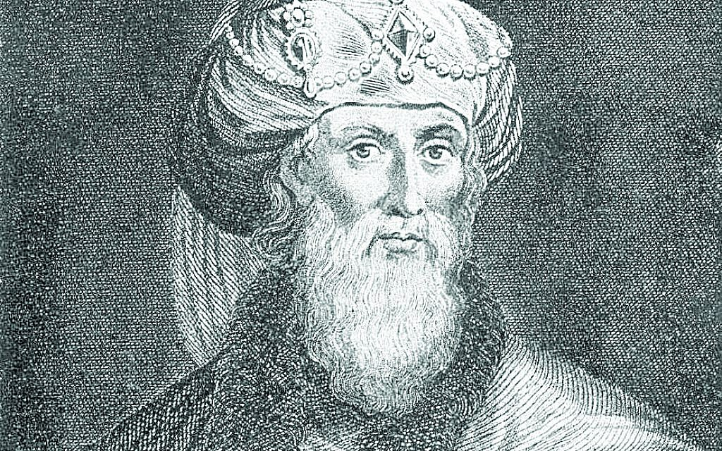 "Flavius Josephus, born Joseph ben Mattathias in 37 C.E., studied Jewish law and wrote the ""Antiquities of the Jews,"" a 20-volume historiographical work."