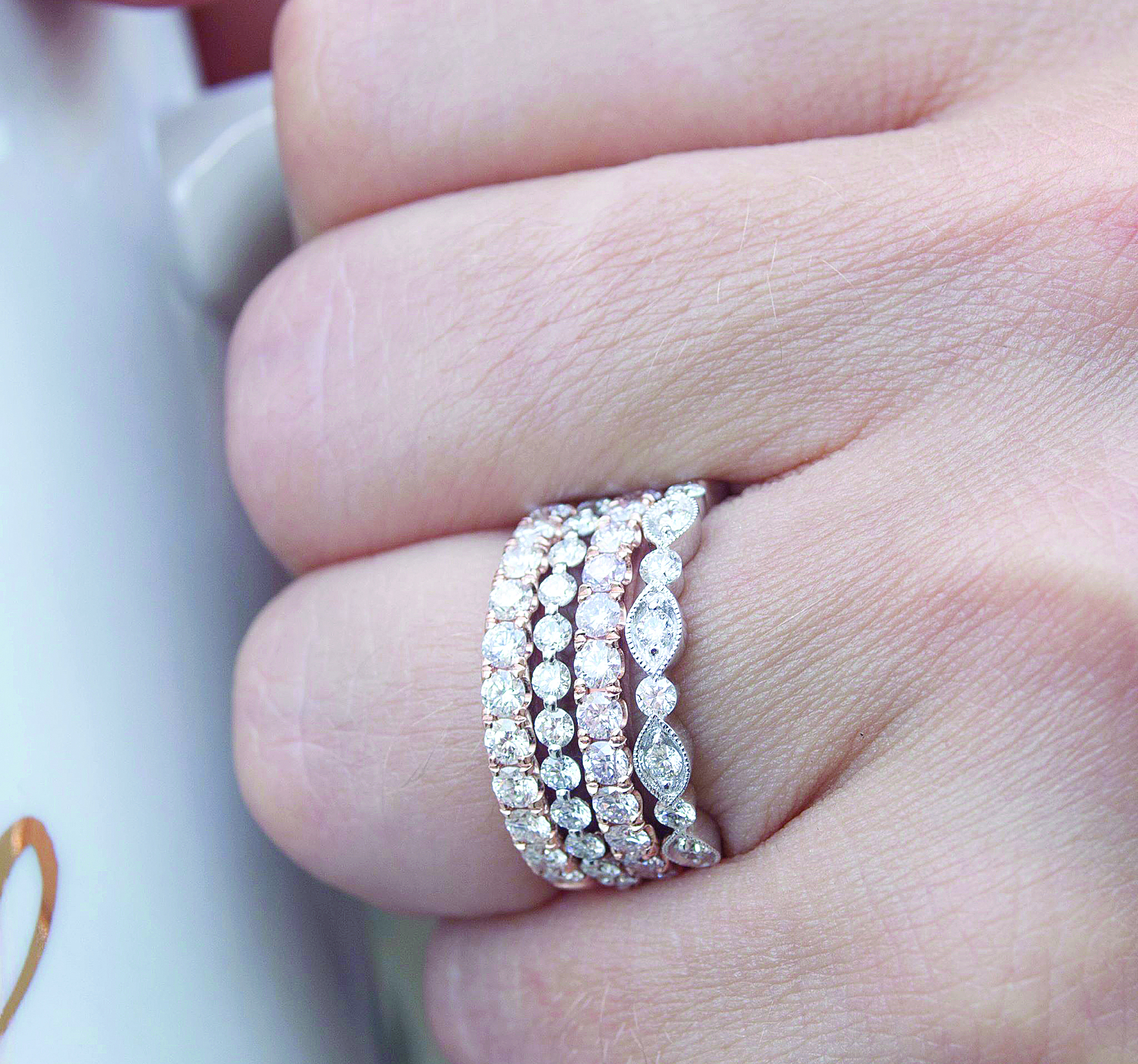 It is just a graphic of With This Ring Comes all That Sparkles - Atlanta Jewish Times