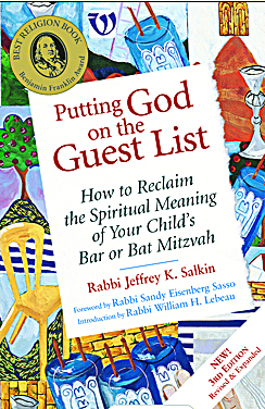 Putting On The Guest List Rabbi Jeffrey Salkin S Bester Argues For More Spirituality