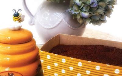 Honey cake photo courtesy of Banu Unel.