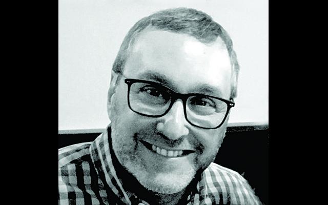 """Walter """"Wally"""" Levitt, Camp Ramah Darom's new CEO."""