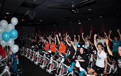 CycleBar Dunwoody helps organizations, businesses and individuals raise money for their causes through spinning events.