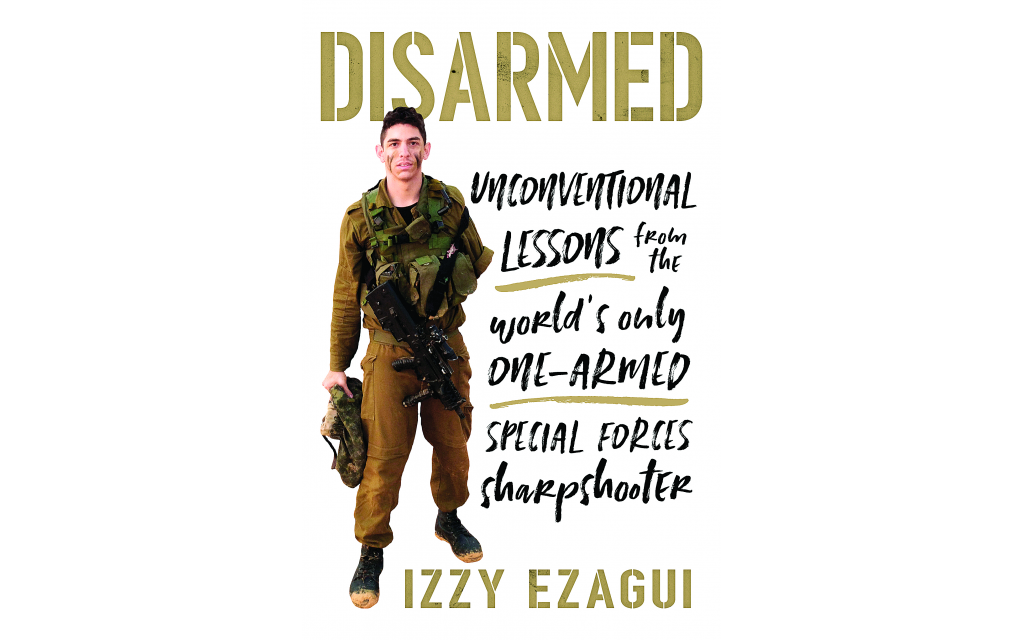 sports shoes d90a9 c37a7 Disarmed  Unusual First-Person Account of Lessons from War and Aftermath    Atlanta Jewish Times