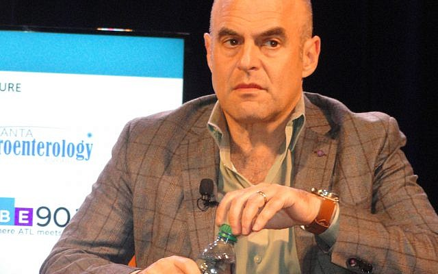 """NPR's Peter Sagal discussed his book, """"The Incomplete Book of Running,"""" about his life as a runner."""