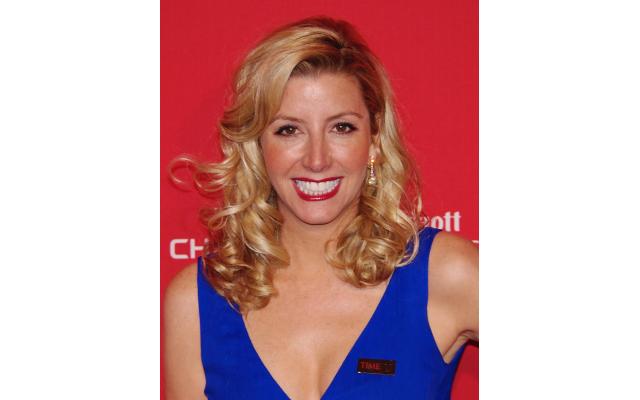 Sara Blakely, CEO of SPANX, empowers women through her foundation.