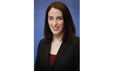 Bethani Oppenheimer, an associate at Greenberg Traurig, who specializes in banking and finance.